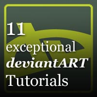 cs5 brushes 11 deviantART tutorials you might not know [Photoshop]